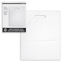 250pk Die Cut Handle Bags