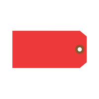 1K Marking Tags, Size 5, Red
