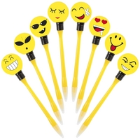 Emoji Light-Up Pen Collection